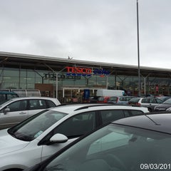 Photo taken at Tesco Extra by Roger N. on 3/9/2015