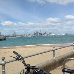 Photo taken at Devonport Ferry Terminal by Jane L. on 1/1/2013
