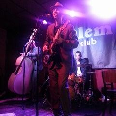 Photo taken at Harlem Jazz Club by Rosor F. on 4/30/2013