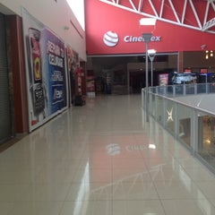 Photo taken at Cinemex by Edgar T. on 10/16/2012