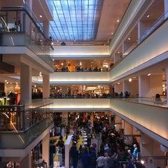 Photo taken at De Bijenkorf by Robert S. on 5/12/2013