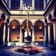 Foto scattata a Palazzo Strozzi da Caner G. il 6/1/2013