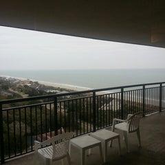 Photo taken at Grande Shores Ocean Resort by David K. on 3/23/2013