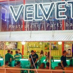 Photo taken at Velvet by Alina B. on 8/19/2013