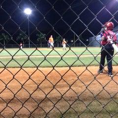 Photo taken at Walnut Creek Baseball Fields by David H. on 10/12/2012