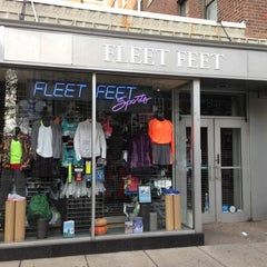 Photo taken at Fleet Feet by Josh N. on 11/18/2012