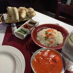 Photo taken at Bombay Masala by Frank G. on 3/7/2015