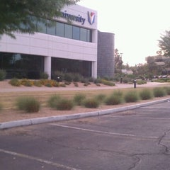 Photo taken at DeVry University Phoenix Campus by Raven C. on 10/6/2012