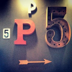 Photo taken at Pie Five Pizza Co. by marco v. on 4/30/2013