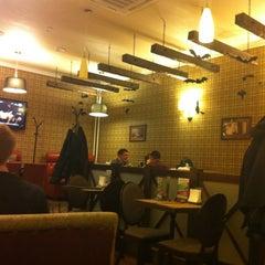 Photo taken at Блинная-Гуляш by Азамат Х. on 11/2/2012