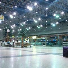 Photo taken at Cairo International Airport (CAI) by Abdelrhman T. on 11/4/2012