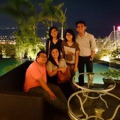 Photo taken at Vivere Sky Lounge by Alyanna M. on 10/12/2014
