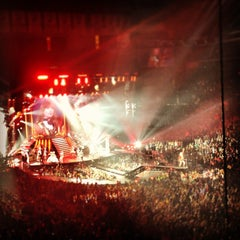 Photo taken at Prudential Center by Tracy B. on 3/29/2013