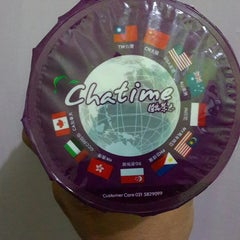 Photo taken at Chatime by BASTIAN H. on 11/2/2014