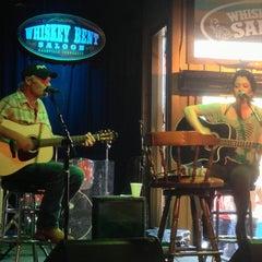 Photo taken at Whiskey Bent Saloon by Tim R. on 5/10/2013