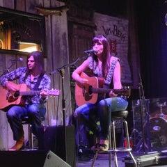 Photo taken at Whiskey Bent Saloon by Tim R. on 4/18/2013