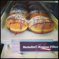 Photo taken at Knead Bakery by Matthew G. on 3/5/2013