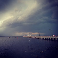 Photo taken at Ballast Point Park by Phil G. on 7/11/2013