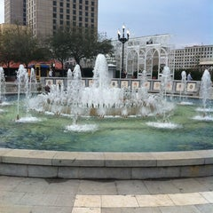 Photo taken at The Outlet Collection at Riverwalk by Tyler A. on 1/1/2013