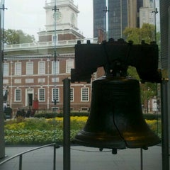Photo taken at Independence Hall by Minh N. on 10/7/2012