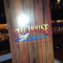 Photo taken at Miller's Lombard Alehouse by Brad V. on 10/18/2012
