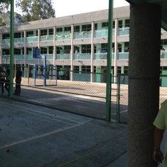 Photo taken at Colegio san gabriel arcangel by Miguel A. on 12/16/2012