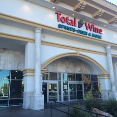 Photo taken at Total Wine & More by Eric R. on 10/29/2014