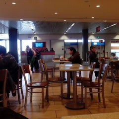 Photo taken at Concourse S Terminal by Adam G. on 3/1/2013