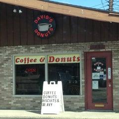 Photo taken at David's Donuts by Tarl L. on 4/1/2013