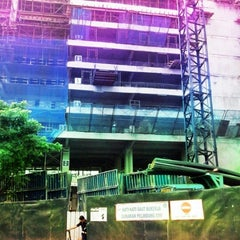 Photo taken at The Pakubuwono Development by KIKI on 11/30/2012