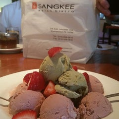 Photo taken at Sang Kee Asian Bistro by Lyman C. on 8/16/2014