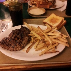 Photo taken at Best Steak House by Juanita P. on 5/25/2013