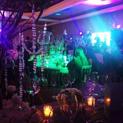 Photo taken at Banquetes Ambrosia by Victor S. on 10/4/2015