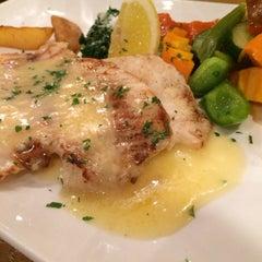 Photo taken at Trattoria Gourmet's by Ellaine C. on 5/11/2014