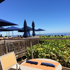 Photo taken at Sea Level Restaraunt and Ocean Bar by Michael G. on 10/17/2014