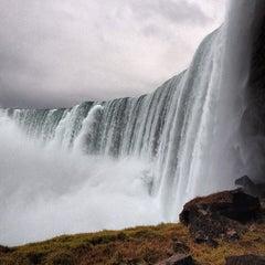 Photo taken at Niagara Falls (Canadian Side) by Ivan H. on 12/4/2012