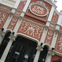 Photo taken at Cine Doré by Elysasg on 2/22/2013