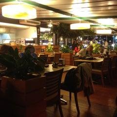 Photo taken at Göze Teras Cafe by Yağız I. on 11/13/2012