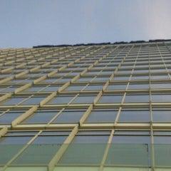 Photo taken at 戴姆勒大厦 Daimler Tower by Yoshiko K. on 1/15/2014