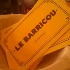 Photo taken at Le Barricou by Sola O. on 11/5/2012