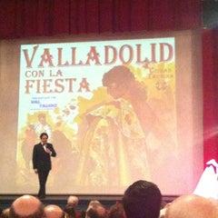 Photo taken at Teatro Zorrilla by David M. on 4/9/2013