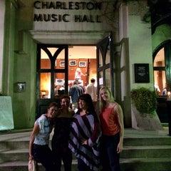 Photo taken at Charleston Music Hall by Dani D. on 10/11/2015