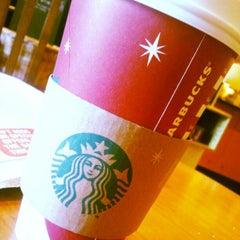 Photo taken at Starbucks by Rjay M. on 12/26/2012