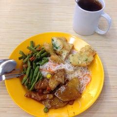 Photo taken at Fu San Man Food Summons by walter g. on 4/4/2015
