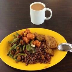 Photo taken at Fu San Man Food Summons by walter g. on 3/29/2015