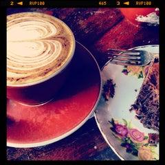 Photo taken at Grind Espresso by Rachael C. on 2/2/2013