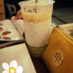 Photo taken at Moonleaf Tea Shop by MrsRia A. on 6/11/2013