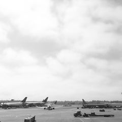 Photo taken at Gate A4 by Rachel S (. on 5/9/2013
