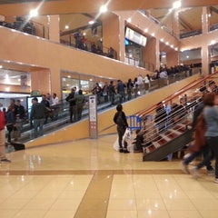 Photo taken at Centro Commerciale Due Mari by Francesco C. on 10/28/2012