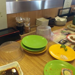 Photo taken at Sushi Tei by Belle Nicole on 5/16/2015